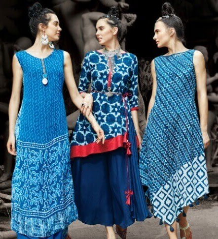 Indigo Womens Wear
