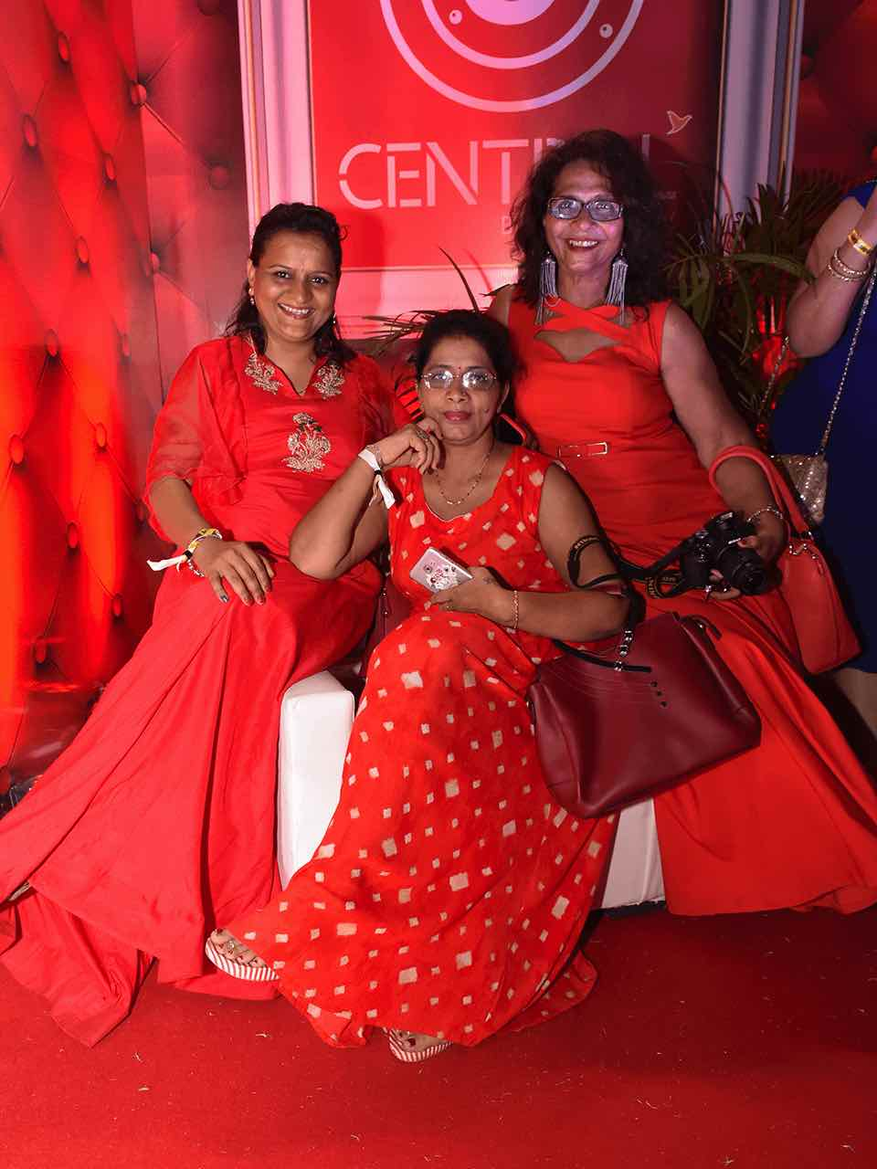Red Dresses Central Event
