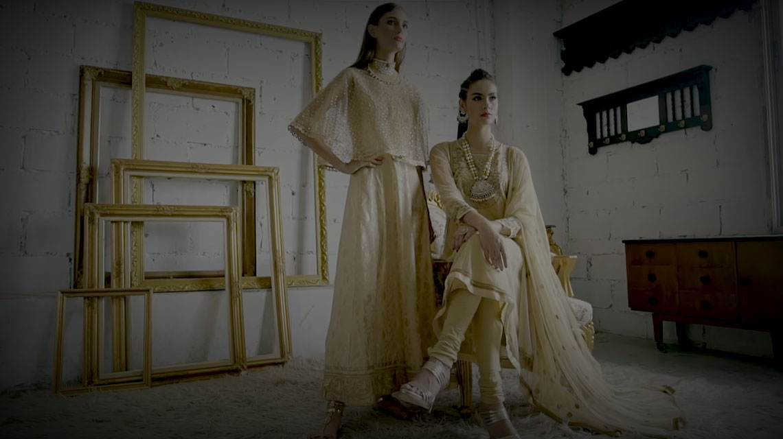 Beige Ethnic Collections